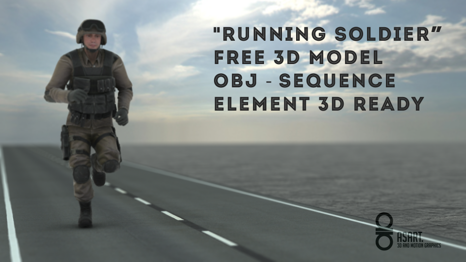 Free 3D Models – asART  3D and motion graphics
